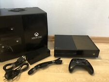 Microsoft Xbox One Day One Console 500GB Black with Controller from Dealer