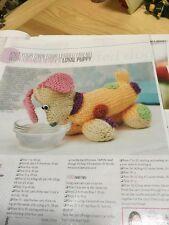 Amanda Berry's Loyal Puppy Knitting Pattern