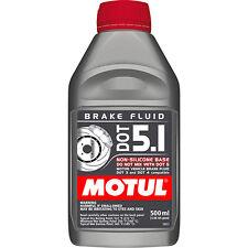 Líquido de freno MOTUL DOT- 5.1 100% Sintético y sin siliconas