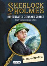 El Encuentro Final Sherlock Holmes Y Los Irregulares De Baker Street Hardcover