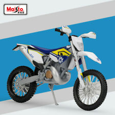New Mini Maisto 16921 1:12 Scale Husqvarna FE501 Motorcycle Diecast Model Toys