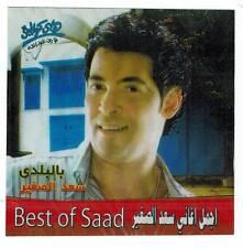 Arabische Musik - Saad - Best of ....