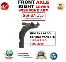 FOR NISSAN LARGO SERENA VANETTE 1.6 2.0 2.3 D 1992-2005 FRONT RIGHT WISHBONE ARM