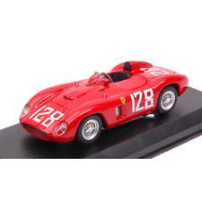 FERRARI 500 TR N.128 WINNER BRYNFAN TYDDYN ROAD RACES 1956 C.SHELBY 1:43