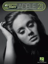Adele 21 Sheet Music E-Z Play Today Piano Book NEW 000100321