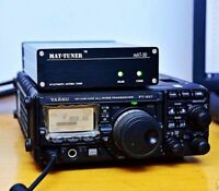 2020 mAT-30 HF Auto-tuner 120W AUTO TUNER Automatic Antenna Ham Radio For Yeasu