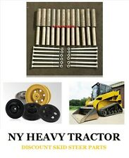 3425014 Sleeves 3425015 Sleeve Kit w Carriage Bolt Caterpillar 257D 247B3 257B3