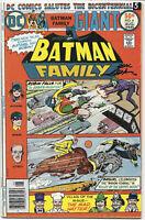 Batman Family #6 1976 FN+ Signed Neal Adams DC Comics Free Bag/Board
