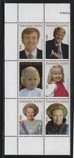 Netherlands Antilles 2008 Dutch Royalty block/6 Sc# 1174 NH