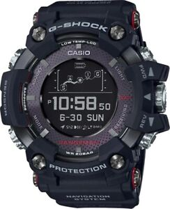 Casio G-Shock Rangeman Solar GPS Navigation Bluetooth Men's Watch - GPRB1000-1