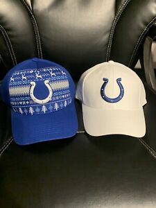 colts hats Both Included