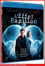 L'EFFET PAPILLON 2 la théorie du chaos bluray - BLU-RAY -
