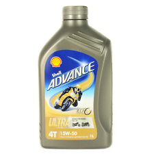 Shell Advance 4t Ultra 15w50 (1l)