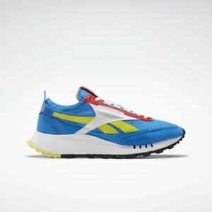 MENS REEBOK LEGACY CLASSIC NYLON ATHLETIC SNEAKERS FY7429 RUNNING SHOES