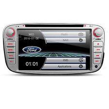 AUTORADIO FORD FOCUS MONDEO GALAXY S-MAX TRANSIT DVD BLUETOOTH NAVIGATORE GPS