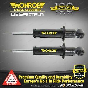 Rear Monroe OE Spectrum Shock Absorbers for Lexus Is250 GSE20R 2.5 V6 05-15