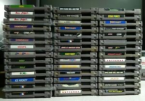 Nintendo NES Lot - All Cleaned, Tested, & Working - Good Conditions, Quick Ship