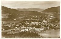 Valley Of The Dee, BRAEMAR, Aberdeenshire  Craig Chinneach Postcards RP RL.959