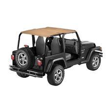 Spice Safari Bikini Top Jeep Wrangler TJ 1997-2002 52531-37 Bestop
