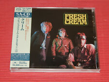 4B 2016 JEWEL CASE CREAM Fresh Cream with Bonus Tracks  JAPAN SHM SACD