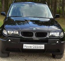 Paupières de phare pour BMW X3 E83 2004-2010  Plastique ABS , NEUF