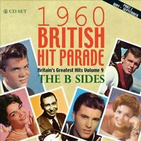 NEW 1960 British Hit Parade: The B Sides Part Two May-Sept (Audio CD)