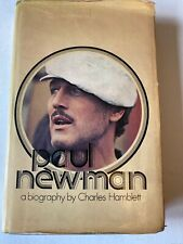 Paul Newman by Charles Hamblett (Hardback, 1975 1st Edition)