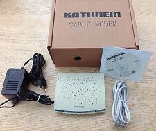 KATHREIN DCM52i Cable Modem