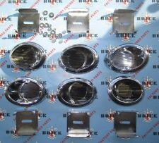 1953 Buick Porthole Set (6). Special, Super. Ventiports. Stamped as Original