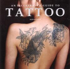 TATTOO Illustrated Guide Alex Keenan **NEW COPY**