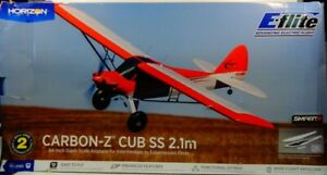 E-Flite Carbon-Z Cub SS 2.1m BNF Basic with AS3X and SAFE Select EFL124500