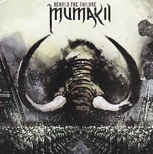 Mumakil - Behold the Failure (*Used-CD, 2009, Relapse Records)