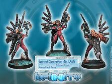 Infinity BNIB Combined Army - Special Operative Ko Dali