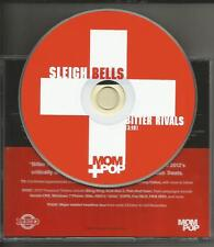 SLEIGH BELLS Bitter Rivals ULTRA RARE 2013 PROMO Radio DJ CD single MINT USA