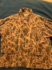 New listing Vintage 70s Camo shirt