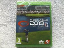 THE GOLF CLUB 2019 FEATURING PGA TOUR XBOX ONE FAST POST ( brand new & sealed )
