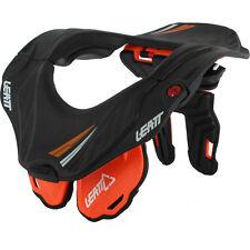 Leatt GPX Junior 5.5 Neck Brace Small Medium Orange/black