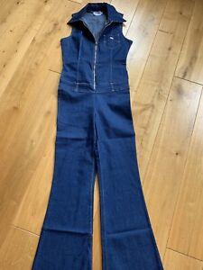 NEUWERTIG! Jeans- Overall für Damen, Blau, Gr. L
