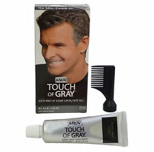 Just for Men Touch of Gray, Hair Treatment, Black-Gray T-55