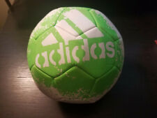 Adidas X Glider Ii Soccer Ball Bq8757 Size 3 Green White - Gently Used