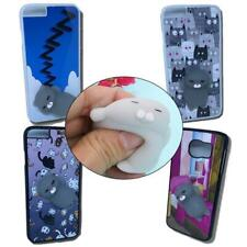 Squishy Cat Sleepy Phone Cover for iPhone iPod Samsung 5 6 7 8 5th 6th case gen