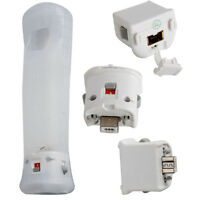 Motion Plus Sensor Adapter for Nintendo Wii Remote Wireless Controller