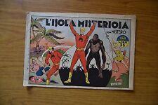 FUMETTO ALBO GIGANTE VICTORY N. 32 20 9 1948 con MISTERO COMPLETO LIRE 35