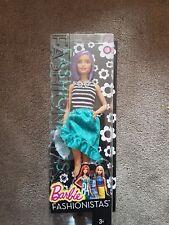 Barbie Fashionistas doll 18 Va Va Violet purple hair
