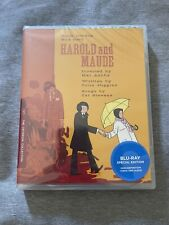 Harold and Maude (Blu-ray) Criterion Collection  ~ Brand New / Sealed / OOP