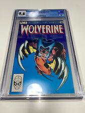 Wolverine #2 CGC Graded 9.6