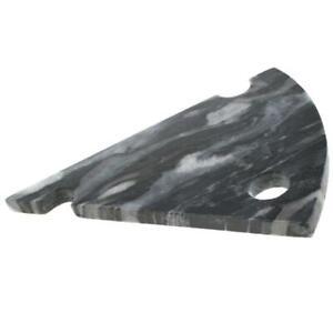 Cheese Slice Shaped Stone Board Eco Friendly