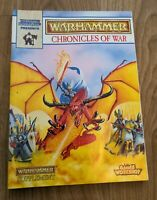 Warhammer Chronicles Of War Book White Dwarf Presents Supplement Battles GW 1995