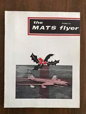 The MATS Flyer December 1961 Military Air Transport Service Magazine
