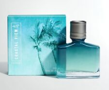 Hollister Co. Mens Coastal View Eau de Cologne, 50ml (1.7oz) Brand New Xmas Gift